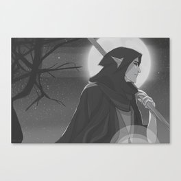 The Hermit (1) Canvas Print