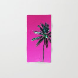 Palm Tree PR Hand & Bath Towel