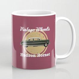Vintage Wheels: Hudson Hornet Coffee Mug