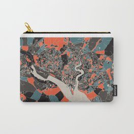 Southampton Multicoloured Print Carry-All Pouch