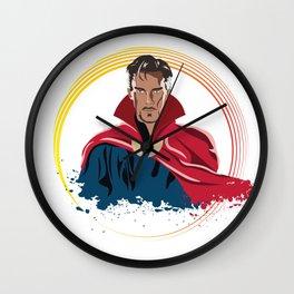 Doctor Strange_Avenger_Infinity war Wall Clock