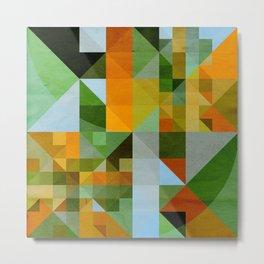 Mosaico 179 Metal Print