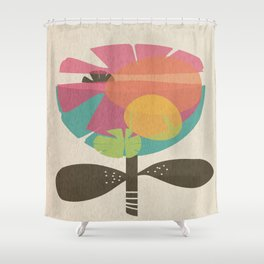 La Flor Shower Curtain