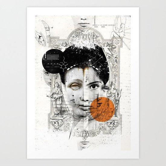Halo of Nembutals Art Print