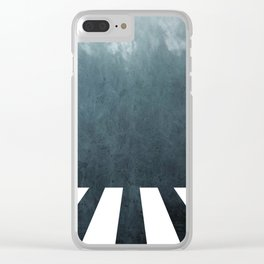 Abbey Road Clear iPhone Case