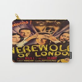 Werewolf Of London 1935 Carry-All Pouch
