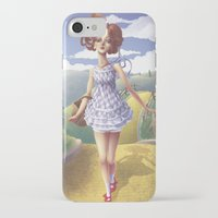 dorothy iPhone & iPod Cases featuring Dorothy by FReMO