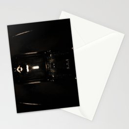 it's not totally dark Stationery Cards