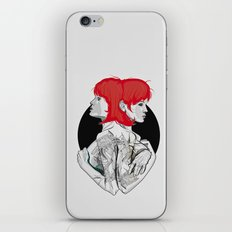 Haters iPhone Skin