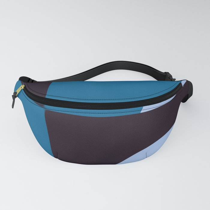 Abstract 2020 002 Fanny Pack