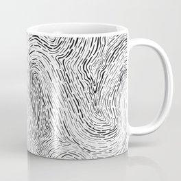 Organic Strokes Coffee Mug