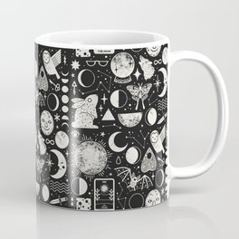 Lunar Pattern: Eclipse Coffee Mug