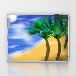 Beach Reverie Laptop & iPad Skin