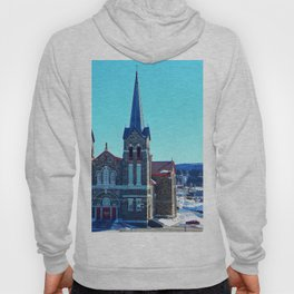 Stone Church of Sainte-Anne-Des-Monts Hoody