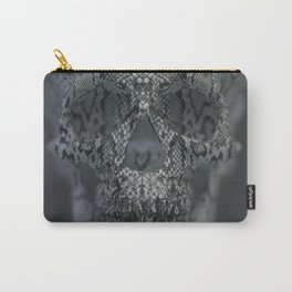 Snake Skull Carry-All Pouch