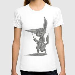 Dave the Warrior Fennec Fox T-shirt
