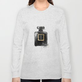 Perfume bottle fashion Long Sleeve T-shirt