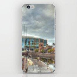 Barclaycard Arena and the Malt House Pub iPhone Skin