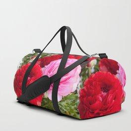 Spring Ranunculus Duffle Bag