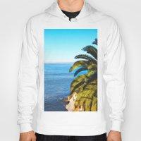 san diego Hoodies featuring San Diego Overlook by Tdrisk46