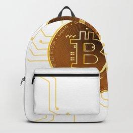 Crypto coin - Bitcoin Backpack