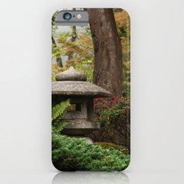 Japanese Tea Gardens, San Francisco, Travel Photography, California Home Decor, Zen Art iPhone Case