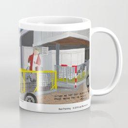 Bad Painting collection 84 & 85 Coffee Mug