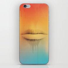 Data Kiss iPhone & iPod Skin