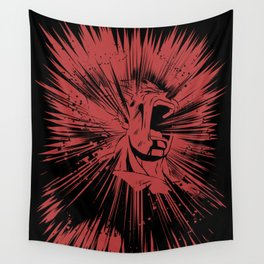 Hero's end Wall Tapestry