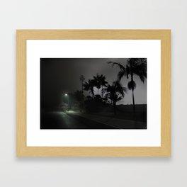Fogged Up Framed Art Print