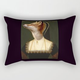 Anne Boleyn Rectangular Pillow