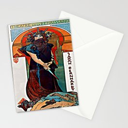 Alfons Mucha - Medea Stationery Cards