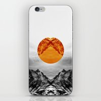 xbox iPhone & iPod Skins featuring Why down the circle by Stoian Hitrov - Sto