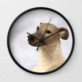 Faithful Friend Wall Clock