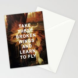 The Lament for Blackbird Stationery Cards