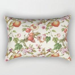 botanical fruits Rectangular Pillow