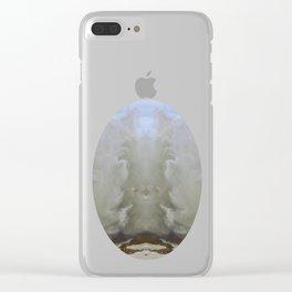 Super Wave Clear iPhone Case