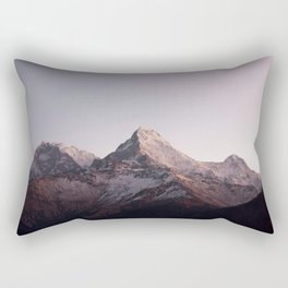 Annapurna Himalayas, Nepal Rectangular Pillow