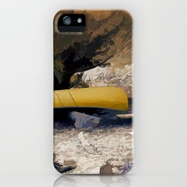 """Canoe Beach"" iPhone Case"