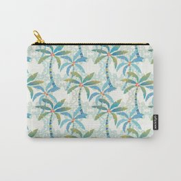 Sun Kissed Palms Carry-All Pouch