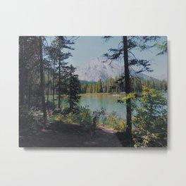 Grand Teton Summer Metal Print