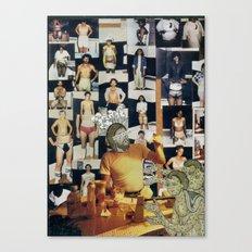 OG Gutter Alchemy Canvas Print