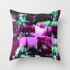 Prune Dream Throw Pillow