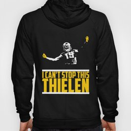 Adam Thielen Minnesota Football Team I Can_t Stop This Thielen Purple minnesota Hoody