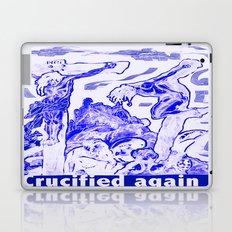 Crucified again Laptop & iPad Skin