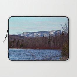 Mont Albert in the Spring Laptop Sleeve