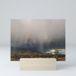 Arizona Storm Mini Art Print