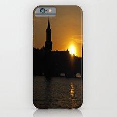 Sunset summer Berlin Slim Case iPhone 6s