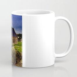 Ancient Irish Monastery Coffee Mug