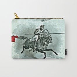 DINNER FOR BOSTON COMMANDERY, KNIGHTS TEMPLAR, AND LADIES - 1883 Carry-All Pouch